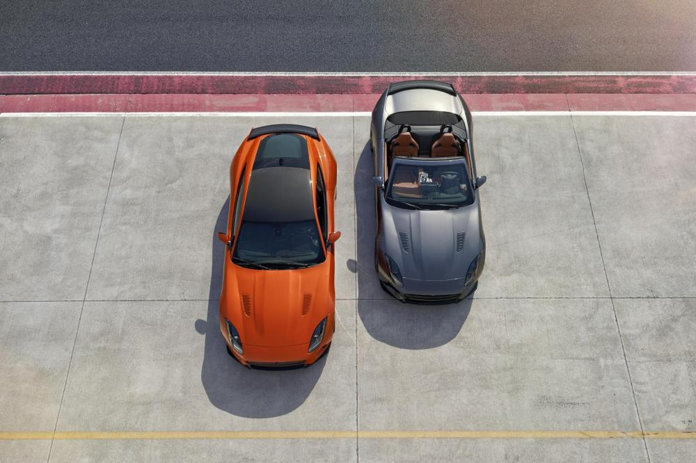The New 200mph Jaguar F-TYPE SVR to make Global Debut at Geneva 002 - Emerging Magazine Articles