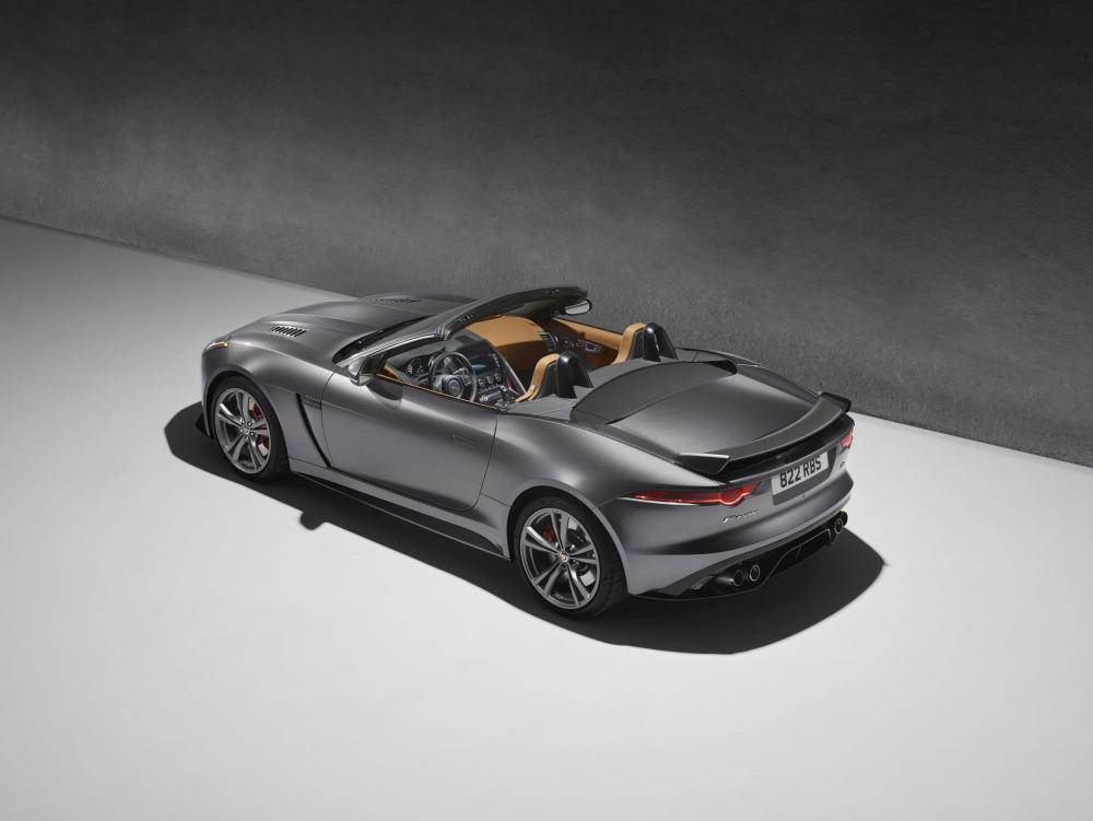 The New 200mph Jaguar F-TYPE SVR to make Global Debut at Geneva 003 - Emerging Magazine Automotive