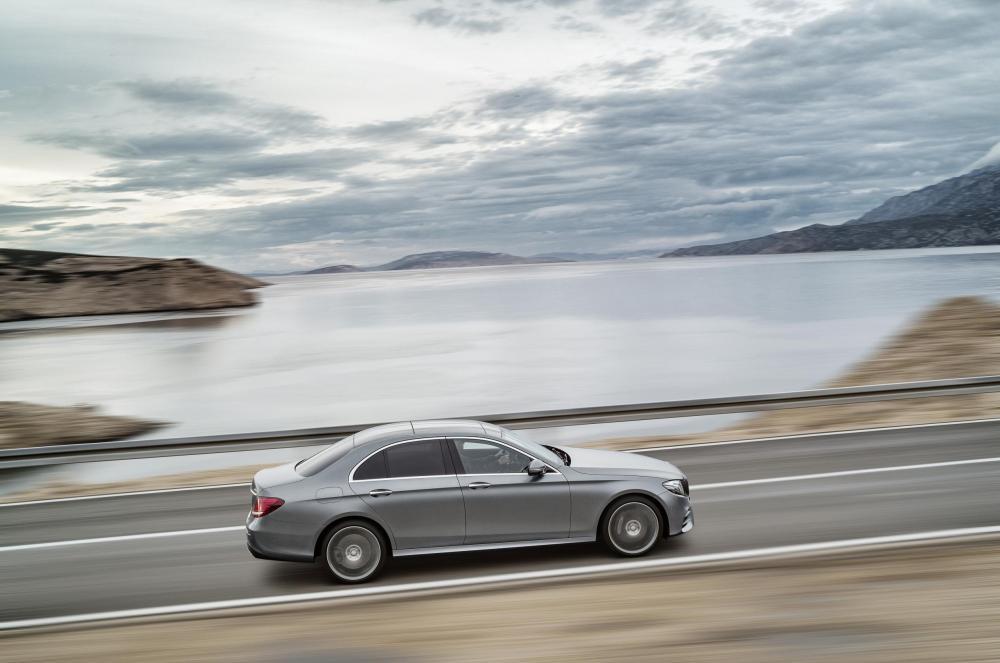 The New 2017 Mercedes-Benz E-Class -2