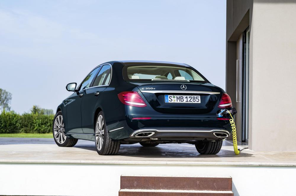 The New 2017 Mercedes-Benz E-Class -5