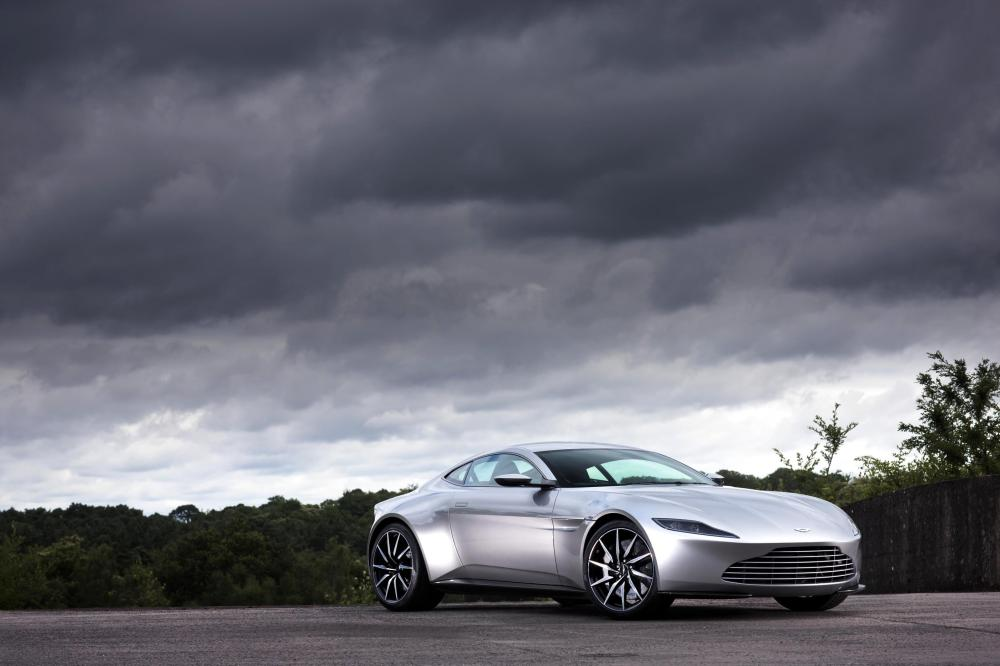 Unique opportunity to own an Aston Martin DB10 - Emerging Magazine Aston Martin News 001