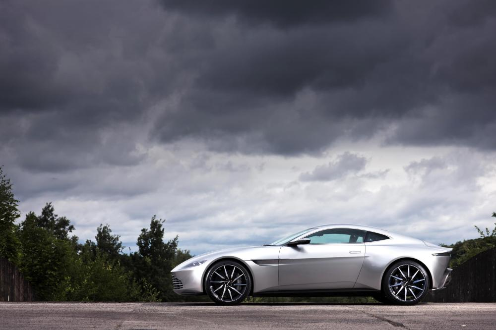 Unique opportunity to own an Aston Martin DB10 - Emerging Magazine Aston Martin News 002