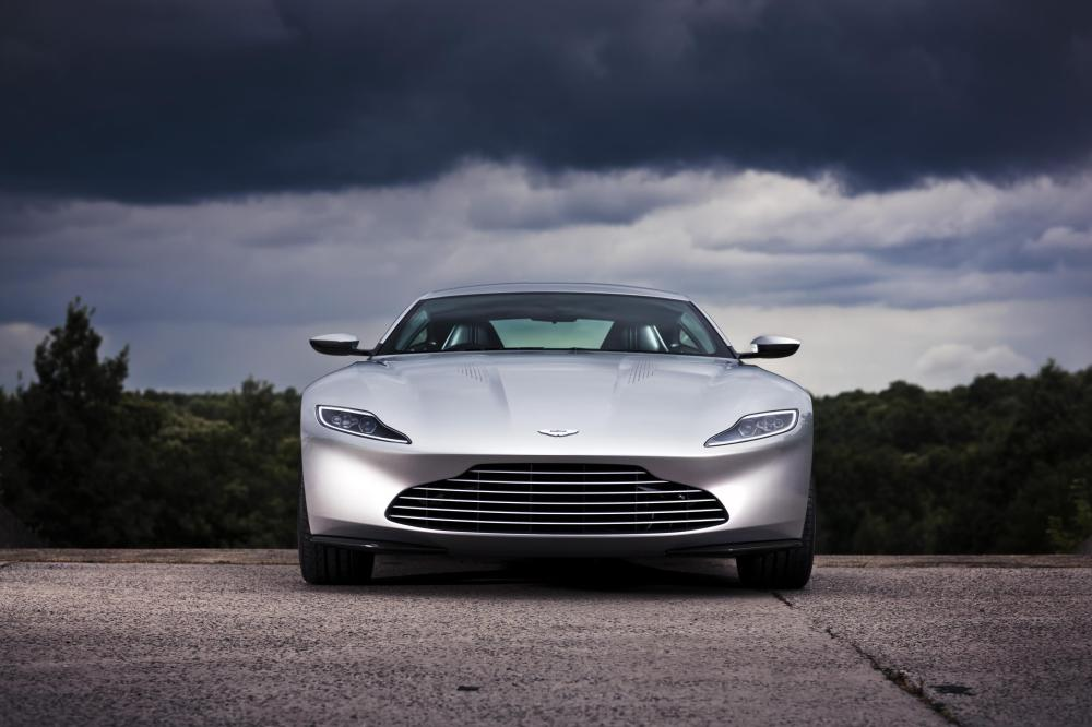 Unique opportunity to own an Aston Martin DB10 - Emerging Magazine Aston Martin News 003