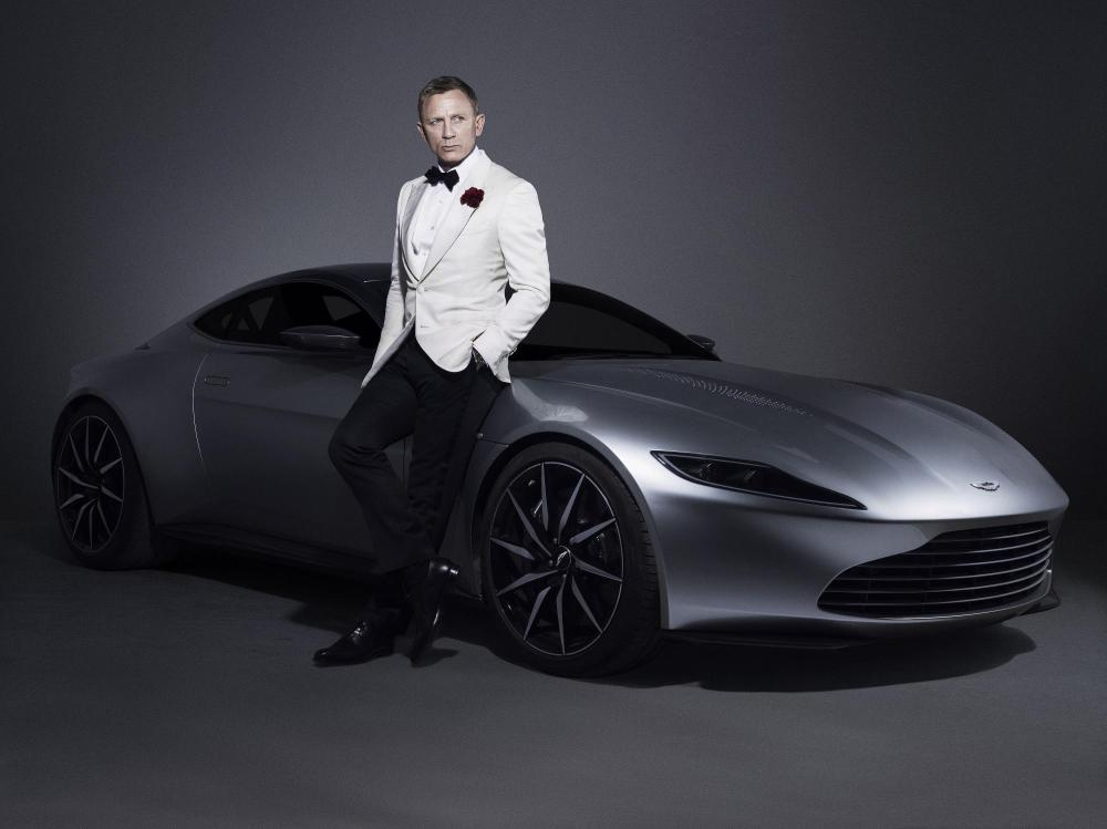 Unique opportunity to own an Aston Martin DB10 - Emerging Magazine Aston Martin News 004