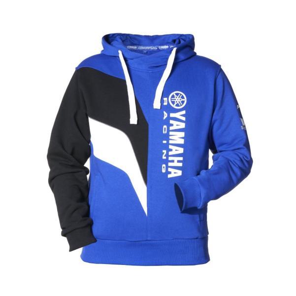 Yamaha Paddock Blue Male Hoody - Emerging Magazine - Yahama Fashion
