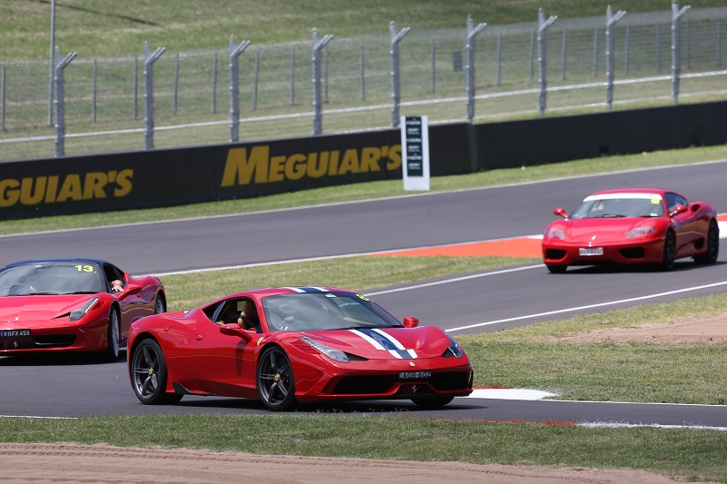 02  Bathurst 12 Hour Colored Red This Weekend As Ferrari Celebrates Its Racing Heritage In Australia - Emerging Magazine Ferrari Racing News