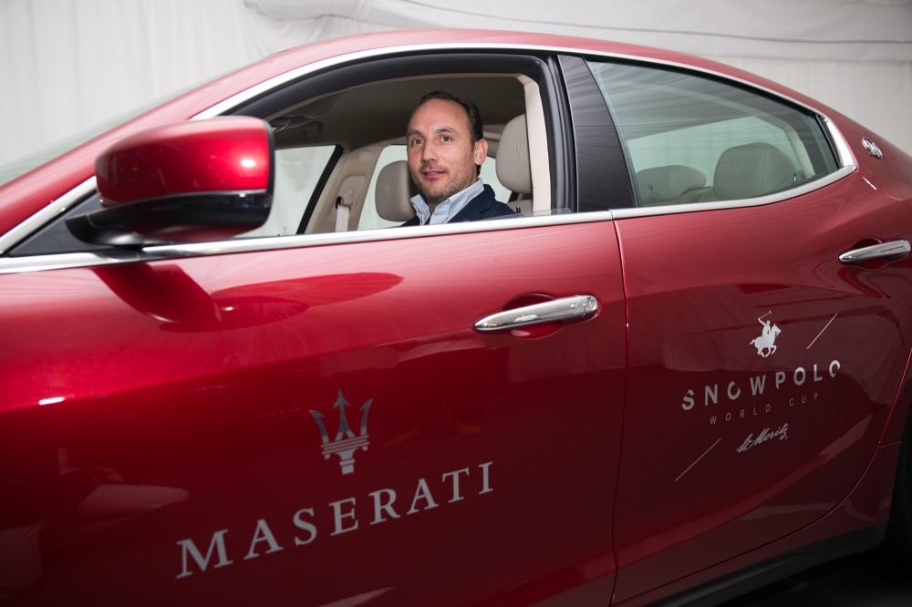 05 Enrico Roselli in a Maserati Ghibli - Emerging Magazine Maserati News