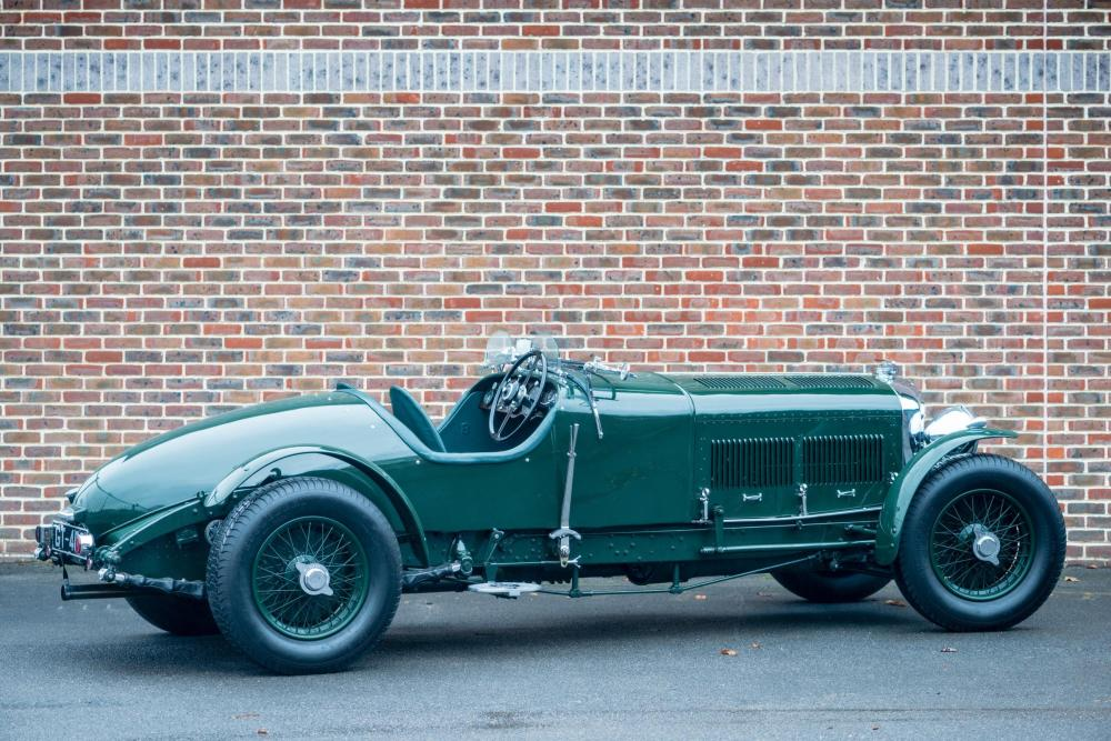 1931 8 Litre Bentley complete with Louis Vuitton Luggage - Emerging Magazine Louis Vuitton Bentley News