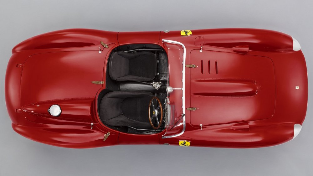 1957 Scaglietti-bodied 335 S Fetched €32,075,000 - Emerging Magazine Car Auction News
