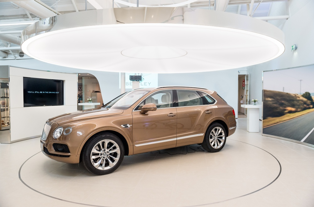 Bentley Leusdsen Grand Reopening Proffers Unparalleled Design - Emerging Magazine Bentley in Netherlands News (2)