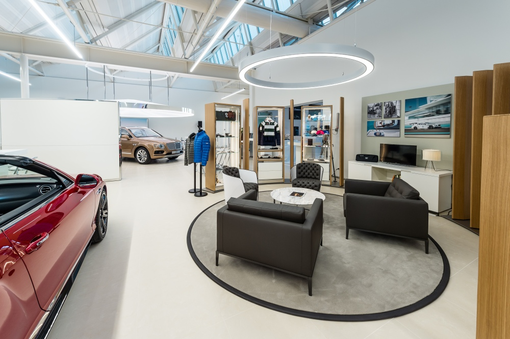 Bentley Leusdsen Grand Reopening Proffers Unparalleled Design - Emerging Magazine Bentley in Netherlands News (3)