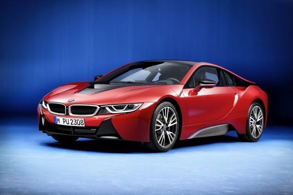 BMW i8 Protonic Red Edition - Emerging Magazine BMW News