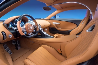 Bugatti Chiron Unveiled After Prolonged Secrecy - Emerging Magazine Bugatti (3)