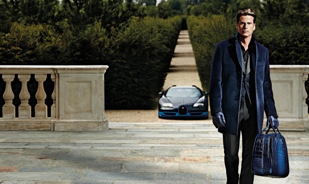 Dutch Super Model Mark Vanderloo For Ettore Bugatti Lifestyle Collection - Emerging Magazine Male Fashion Models