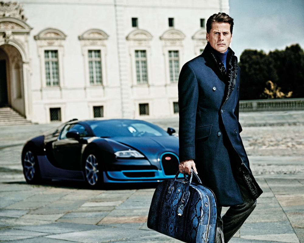 Dutch Super Model Mark Vanderloo For Ettore Bugatti Lifestyle Collection - Emerging Magazine Male Models and Fashion