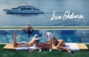Sam Edelman Spring 2016 Advertising Campaign featuring the Gigi Sandal (PRNewsFoto/Sam Edelman)