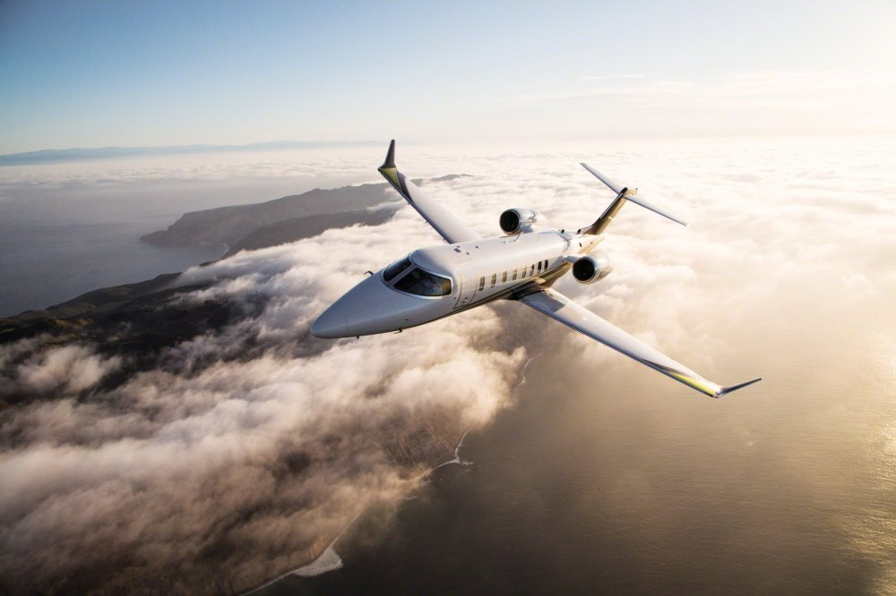 Lear Jet 75lxi Hero - Emerging Magazine Aviation News