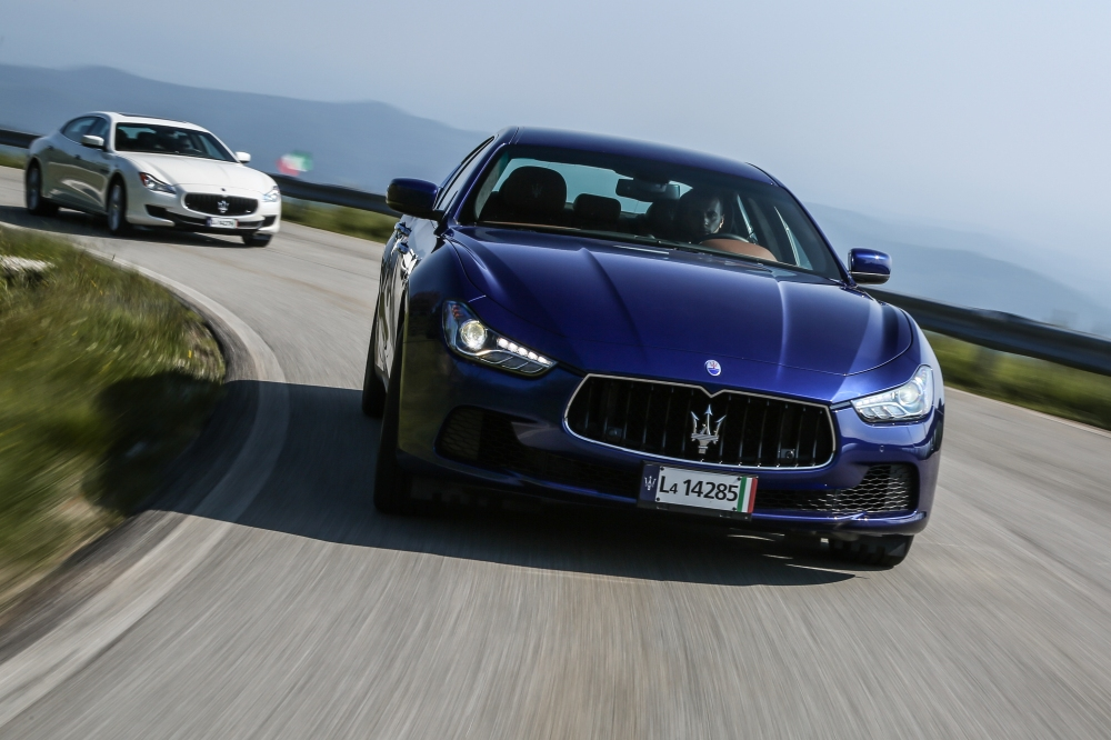 Maserati 2016 Ghibli and 2016 Quattroporte - Emerging Magazine Maserati News
