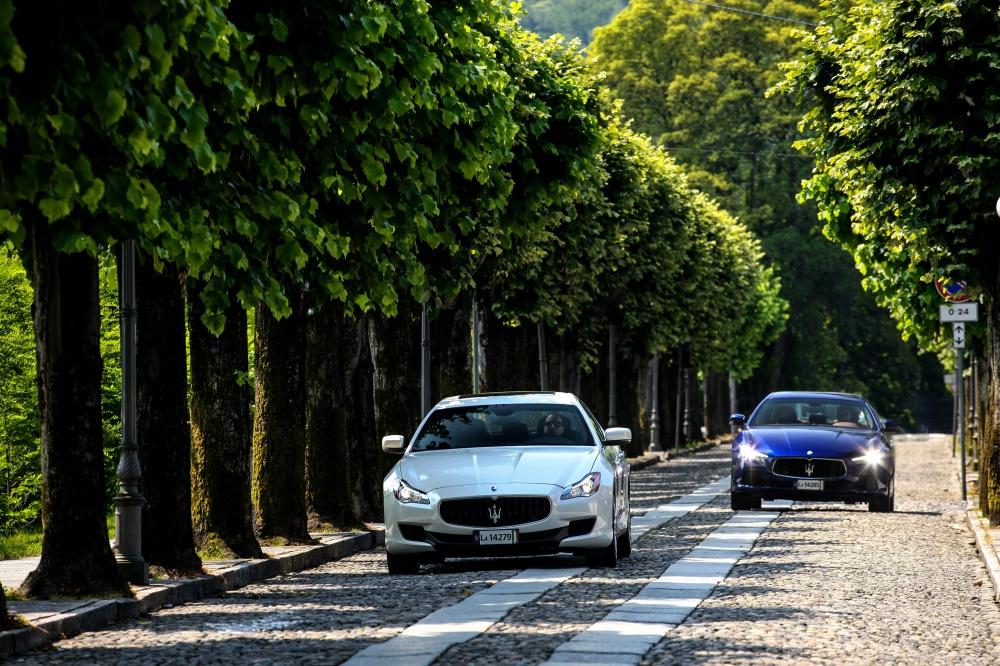 Maserati 2016 Quattroporte and 2016 Ghibli - Emerging Magazine Luxury Car News