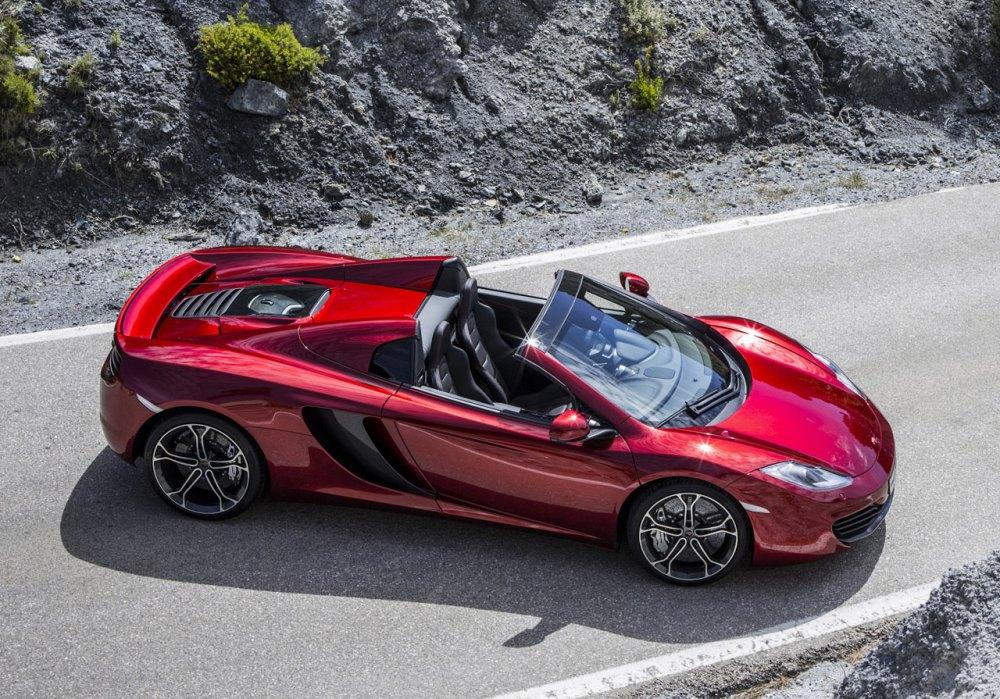 McLaren 12C Spider - Vice City VIP - Emerging Magazine Affluent Lifestyles
