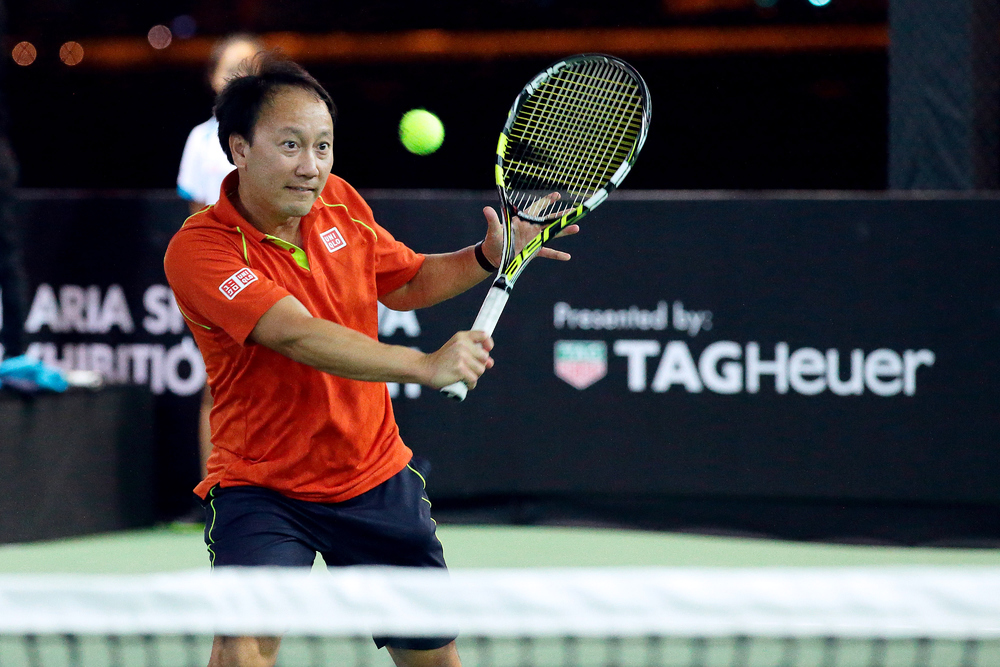 Michael Chang (USA) - Emerging Magazine Sports