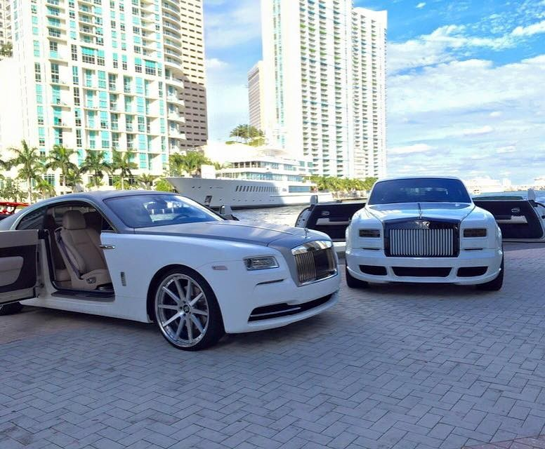 Rolls Royce Car Rentals in Miami - Vice City VIP - Emerging Magazine Affluent Living and Experiences