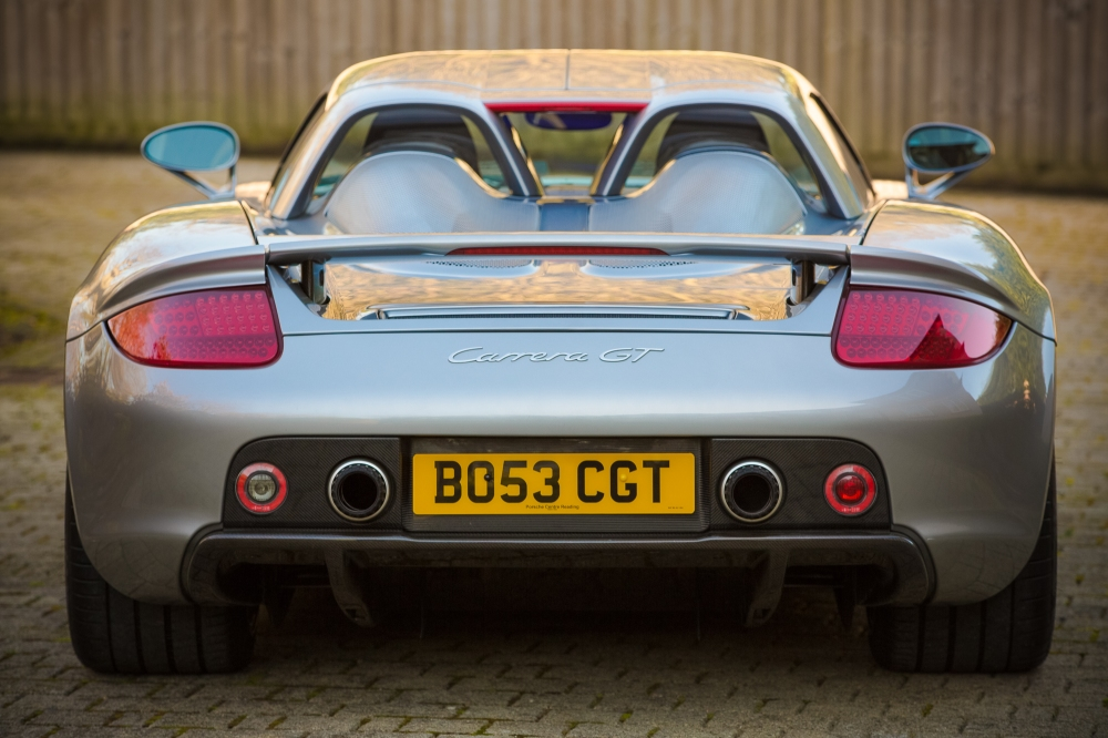 Stunning 2004 Porsche Carrera GT Could Be Yours