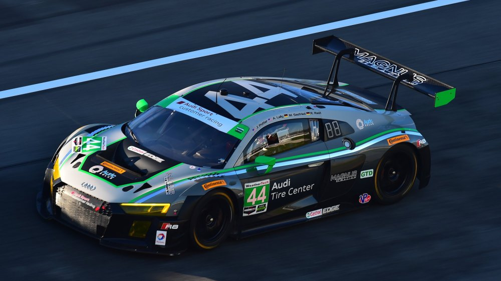 THE AUDI R8 LMS WINS THE 2016 ROLEX 24 AT DAYTONA IN ITS US RACE  - Emerging Magazine Audi News