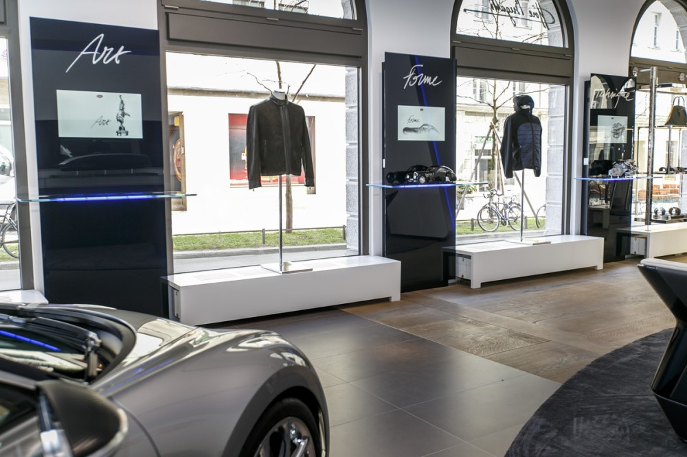 Bugatti Opening Munich Showroom and Fashion Boutique - Emerging Magazine Bugatti Fashion and Showrooms (1)