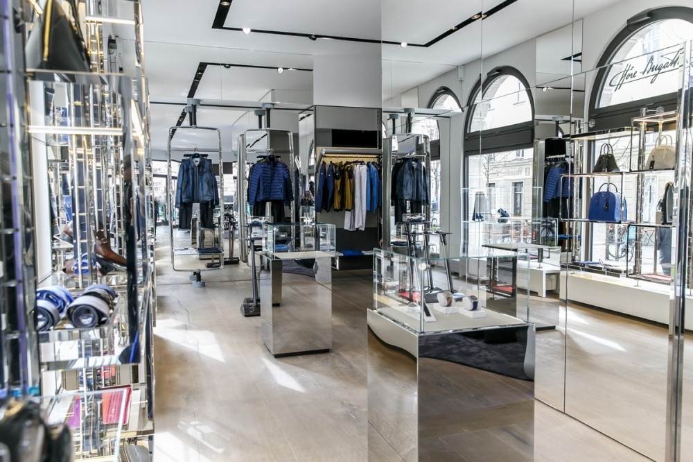 Bugatti Opening Munich Showroom and Fashion Boutique - Emerging Magazine Bugatti Fashion and Showrooms (3)