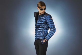 Chiron Down Jacket - Emerging Magazine Male Fashion