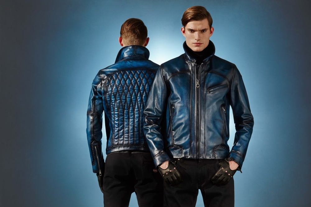 The Chiron Driving Leather Jacket