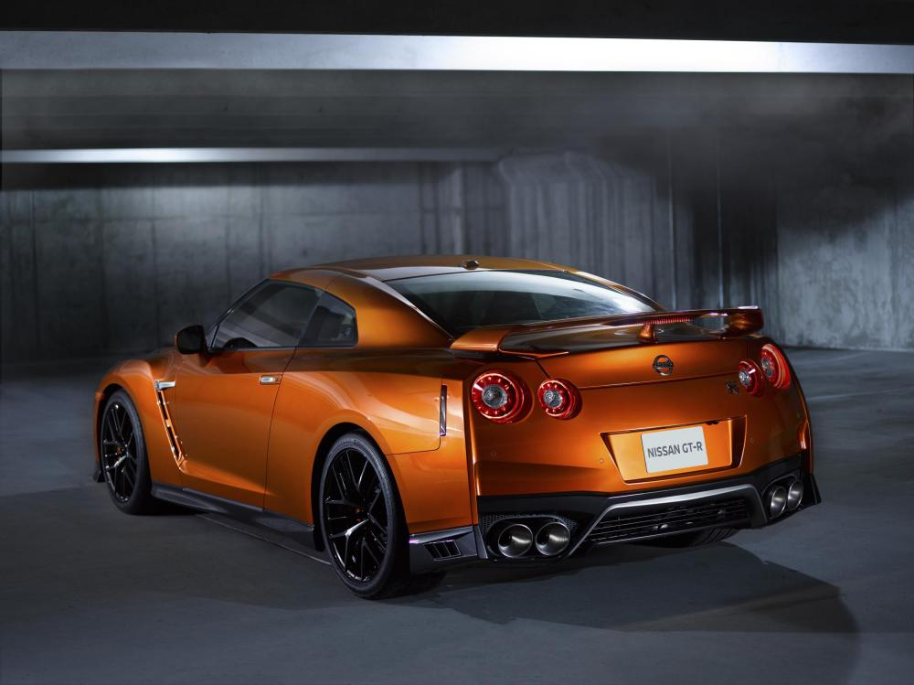 Emerging Magazine Auto News - Introduction Of The 2017 Nissan GT-R