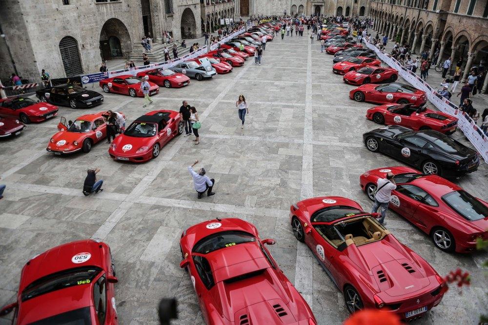 Ferrari Mille Miglia 2016