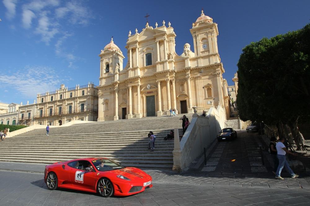 Ferrari Targa Florio 2016