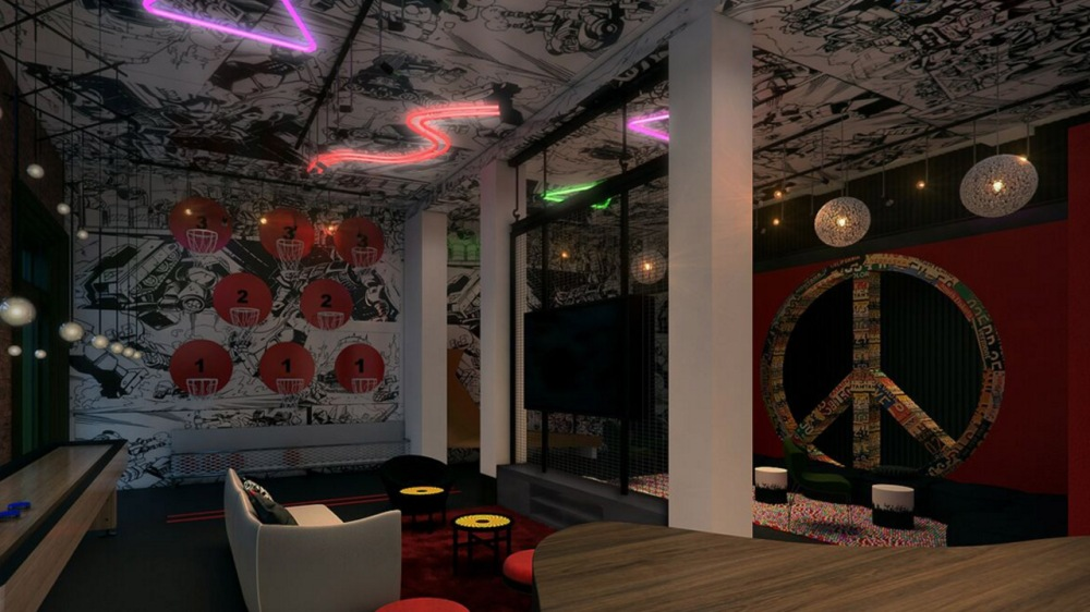 Hotel Zeppelin -The Peace Room - Emerging Magazine New Hotel News