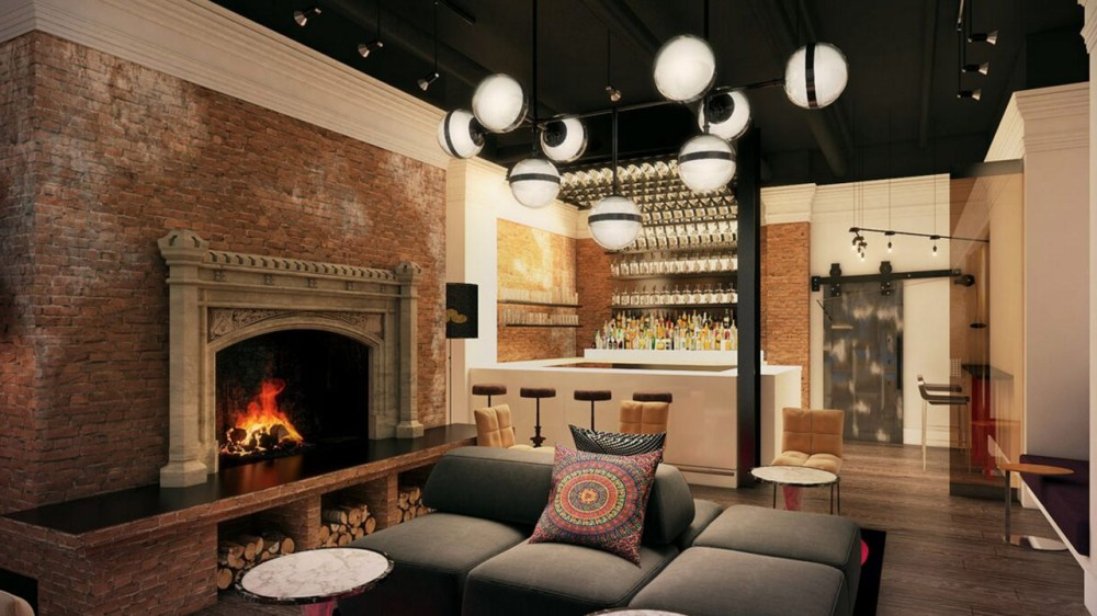 Hotel Zeppelin - Zeppelin Cafe - Emerging Magazine New Hotel News