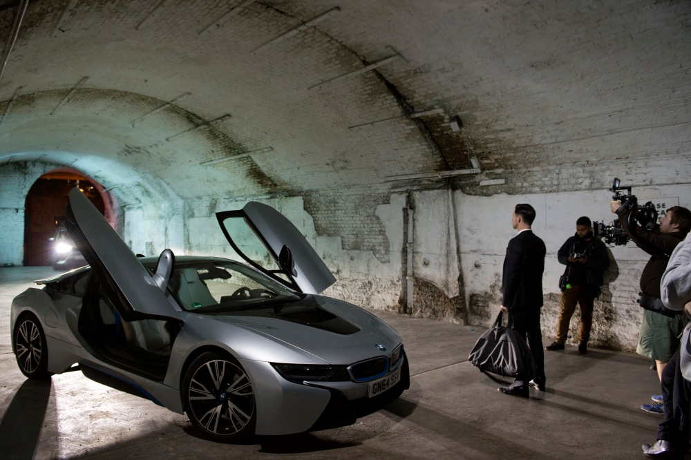 The BMW i8 in Late Shift, the first interactive cinematic movie that lets viewers decide - Emerging Magazine
