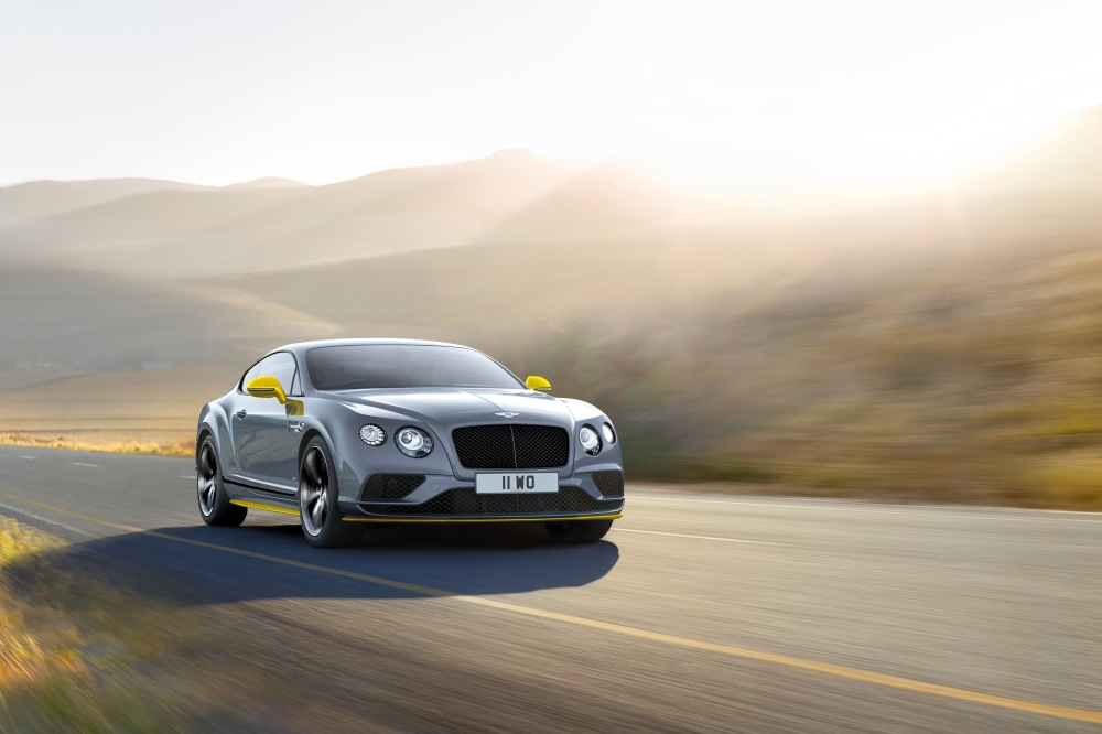 A Bold New Bentley Continental GT Speed Black Edition - Emerging Magazine (1)