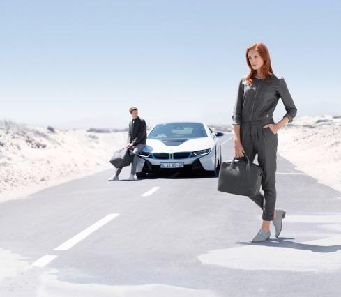 Emerging Magazine - BMW 2016 Luggage Collection