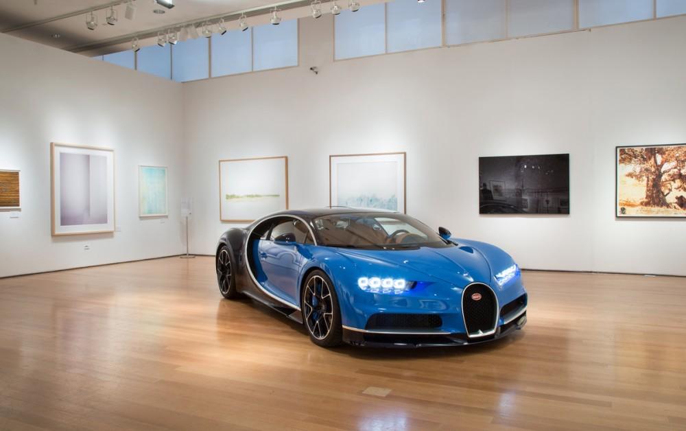 Christie's Hosts Bugatti Debut in America Celebration