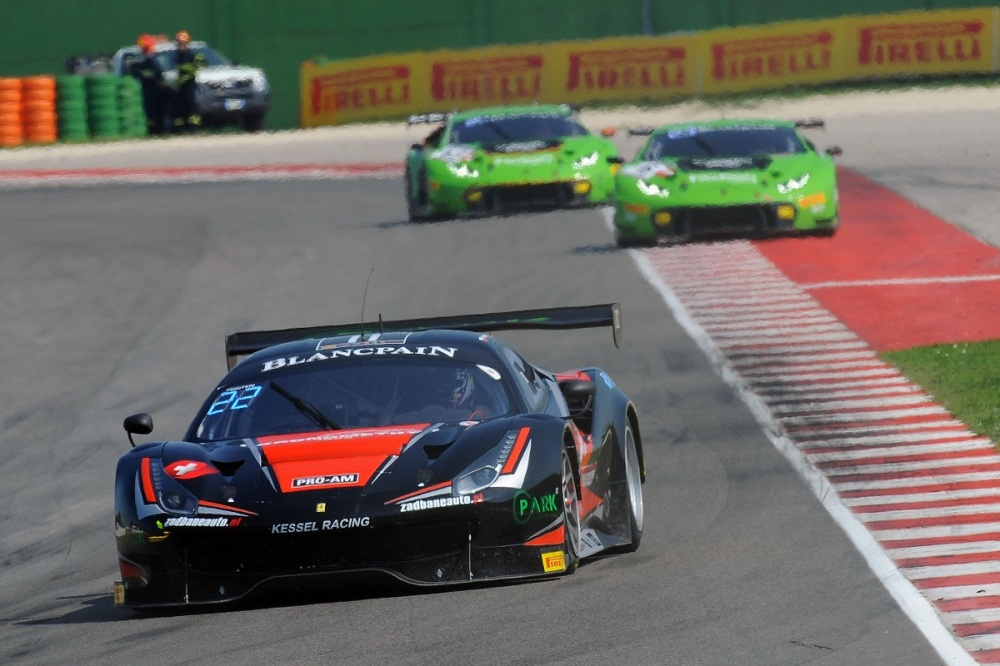 Two wins for Ferrari at Misano
